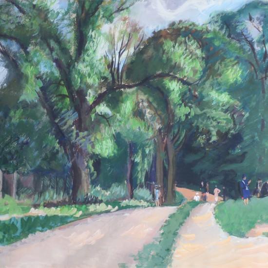 IOSIF ISER – Parc francez
