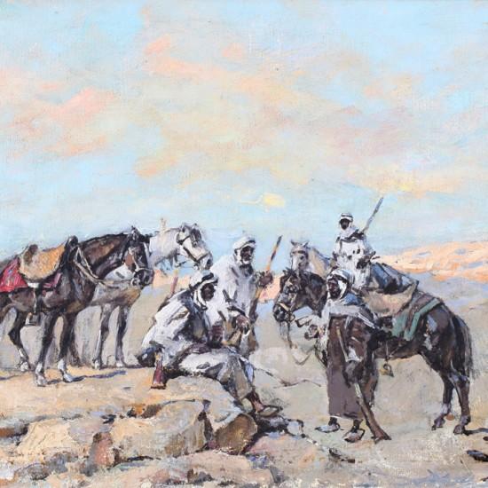 TADEUS AJDUKIEWICZ – Beduini