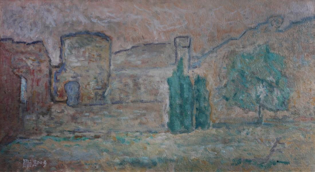 paul-gherasim-ruinele-cetatii-targoviste