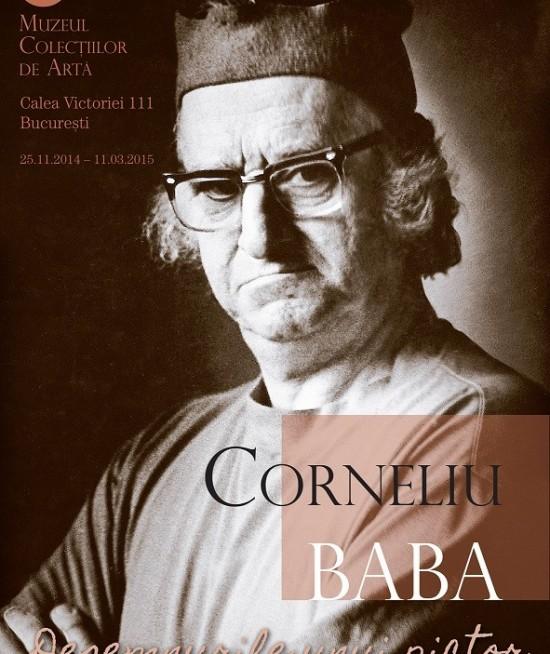 arta grafica- Corneliu Baba
