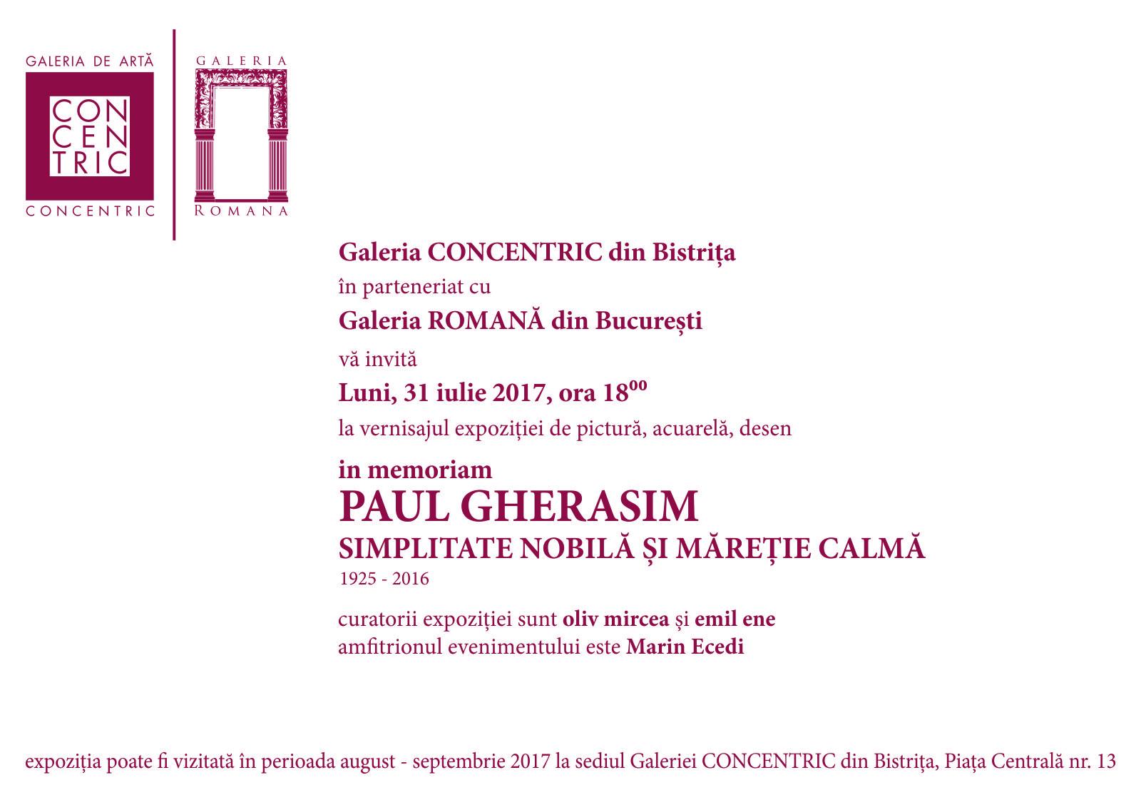 Invitatie PAUL GHERASIM2