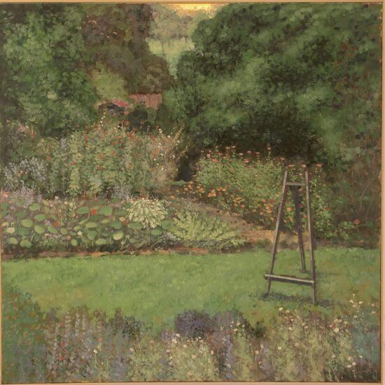 dan mohanu, grădina pictorului, 2020-2021